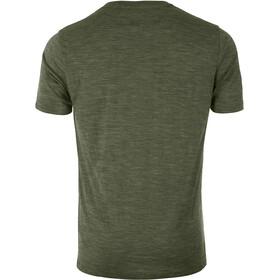 Pally'Hi Outdoor Officer Camiseta Hombre, heather moss